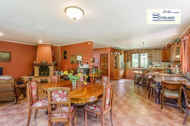 Morizon WP ogłoszenia | Dom na sprzedaż, Łomianki, 286 m² | 5423