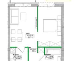 Morizon WP ogłoszenia | Mieszkanie na sprzedaż, Warszawa Białołęka, 37 m² | 3849