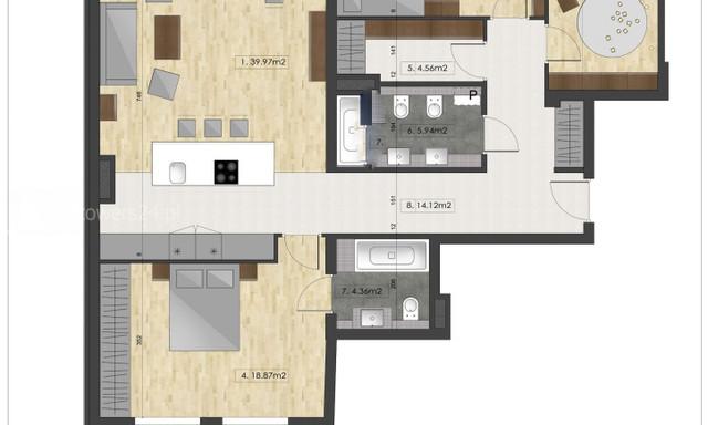 Mieszkanie na sprzedaż <span>Gdynia, Śródmieście, Plac Kaszubski</span>