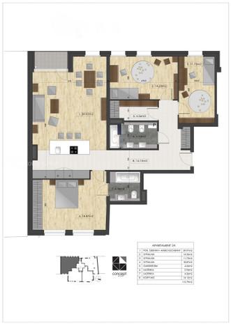 Morizon WP ogłoszenia | Mieszkanie na sprzedaż, Gdynia Śródmieście, 113 m² | 3722
