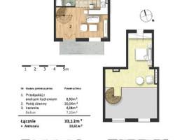 Morizon WP ogłoszenia | Mieszkanie w inwestycji Osiedle Słoneczne, Bydgoszcz, 33 m² | 9307
