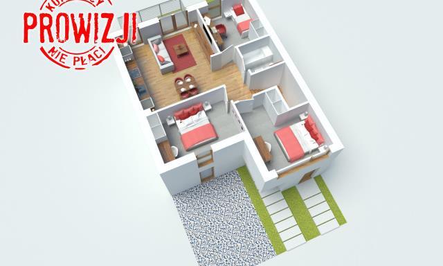 Mieszkanie na sprzedaż <span>Opole, Groszowice</span>