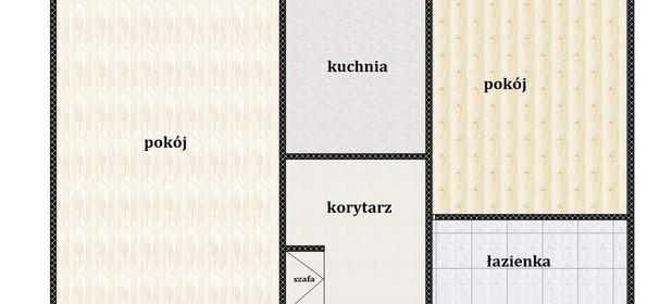 Mieszkanie na sprzedaż 47 m² Poznań Grunwald Dmowskiego Romana - zdjęcie 3