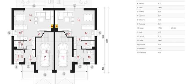 Dom na sprzedaż 123 m² Rzeszów Błękitne Wzgórze - zdjęcie 2