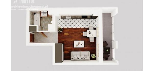 Mieszkanie na sprzedaż 30 m² Rzeszów Lwowska - zdjęcie 3