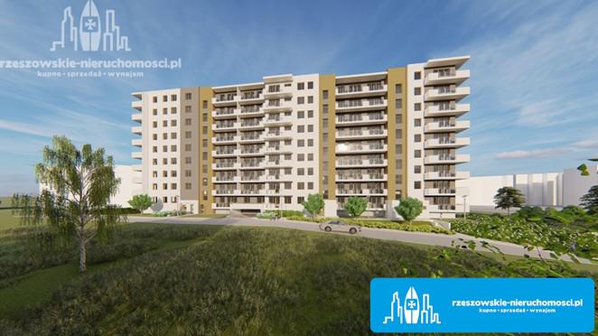 Morizon WP ogłoszenia   Mieszkanie na sprzedaż, Rzeszów Krakowska-Południe, 56 m²   2917