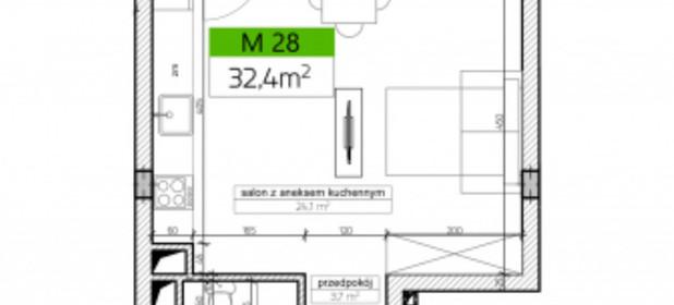 Mieszkanie na sprzedaż 30 m² Rzeszów Lwowska - zdjęcie 2