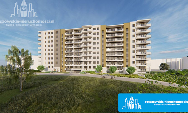 Mieszkanie na sprzedaż <span>Rzeszów, Krakowska-Południe, bł. Karoliny</span>