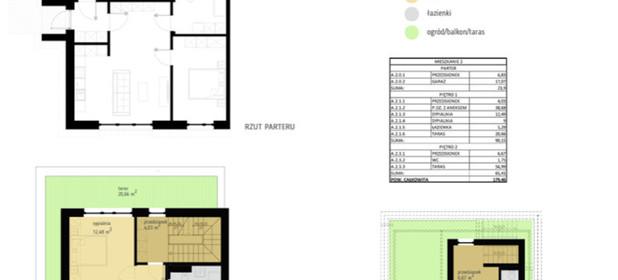 Mieszkanie na sprzedaż 56 m² Rzeszów Budziwój Jana Pawła II - zdjęcie 3