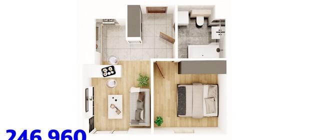 Mieszkanie na sprzedaż 39 m² Rzeszów Lwowska - zdjęcie 2