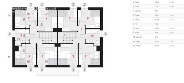 Dom na sprzedaż 123 m² Rzeszów Błękitne Wzgórze - zdjęcie 3