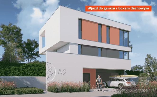Morizon WP ogłoszenia | Dom w inwestycji Domy Odkrywców, Wrząsowice, 184 m² | 4796