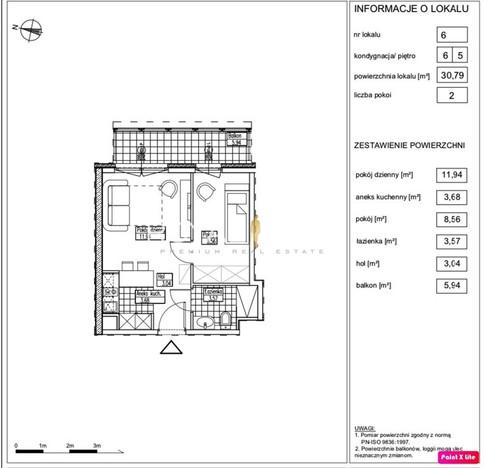 Morizon WP ogłoszenia | Mieszkanie na sprzedaż, Warszawa Wola, 31 m² | 8893