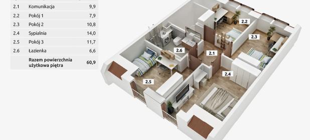 Mieszkanie na sprzedaż 89 m² Tarnowo Podgórne Lusówko Lusówko ul. Agawy 3 - zdjęcie 2