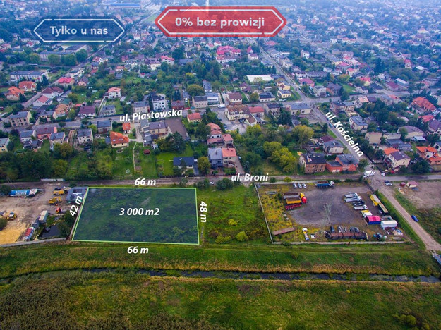 Morizon WP ogłoszenia | Działka na sprzedaż, Częstochowa Stradom, 3000 m² | 2658