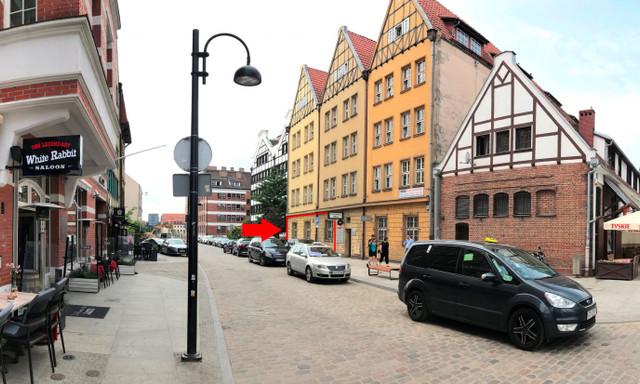 Lokal gastronomiczny do wynajęcia <span>Gdańsk, Śródmieście, Stare Miasto, Chmielna</span>