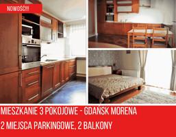 Morizon WP ogłoszenia   Mieszkanie na sprzedaż, Gdańsk Piecki-Migowo, 72 m²   4750