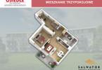 Morizon WP ogłoszenia | Mieszkanie w inwestycji Osiedle dla Rodziny, Kraków, 56 m² | 3500