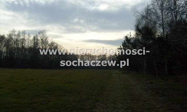 Działka na sprzedaż <span>Warszawski Zachodni, Kampinos, Kirsztajnów</span>