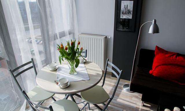 Mieszkanie do wynajęcia <span>Wrocław, Krzyki, Borek, ul Aleja Pracy</span>