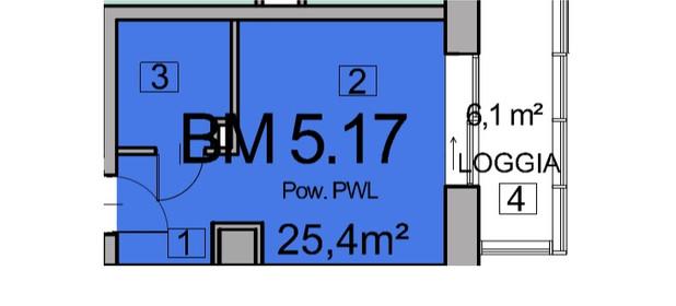 Mieszkanie na sprzedaż 25 m² Gdańsk Śródmieście ul. Chmielna - zdjęcie 1