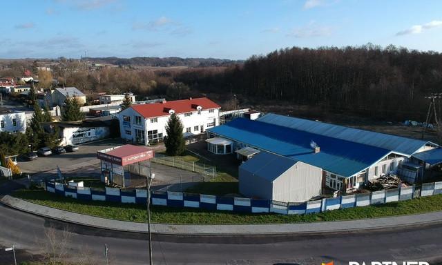 Fabryka, zakład na sprzedaż <span>Choszczeński (pow.), Recz (gm.), Recz, Lubanowska</span>