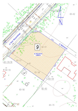 Morizon WP ogłoszenia | Działka na sprzedaż, Józefów, 2684 m² | 0778
