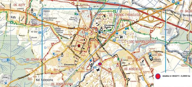 Działka na sprzedaż 2900 m² Chrzanowski (pow.) Chrzanów (gm.) Chrzanów - zdjęcie 3