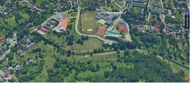 Działka na sprzedaż 2900 m² Chrzanowski (pow.) Chrzanów (gm.) Chrzanów - zdjęcie 1