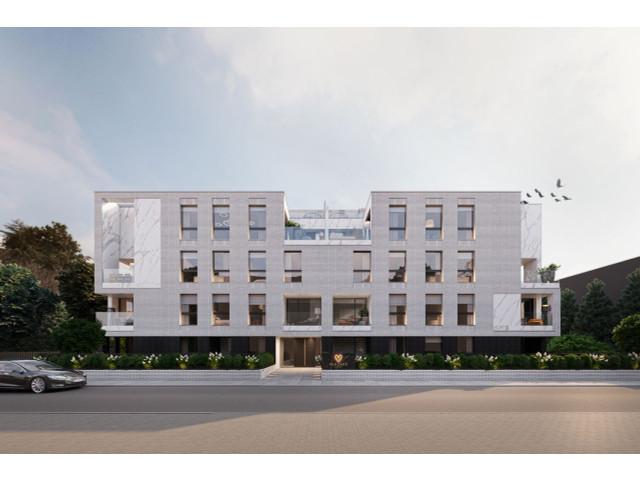 Morizon WP ogłoszenia   Mieszkanie w inwestycji Vangard Residence, Warszawa, 179 m²   3083