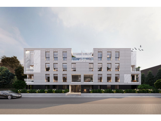 Morizon WP ogłoszenia   Mieszkanie w inwestycji Vangard Residence, Warszawa, 105 m²   3087