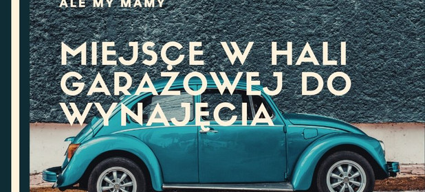 Garaż do wynajęcia 18 m² Poznań Grunwald Jeleniogórska 1/3 - zdjęcie 1