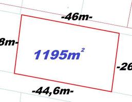 Morizon WP ogłoszenia   Działka na sprzedaż, Łowęcin, 1195 m²   4489