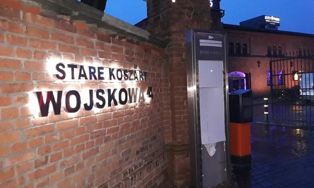 Biurowiec do wynajęcia <span>Poznań, Łazarz, Wojskowa</span>