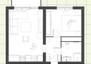 Morizon WP ogłoszenia   Mieszkanie na sprzedaż, Kraków Bieżanów-Prokocim, 36 m²   4066