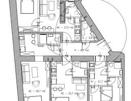 Morizon WP ogłoszenia | Mieszkanie na sprzedaż, Kraków Stare Miasto (historyczne), 110 m² | 0806