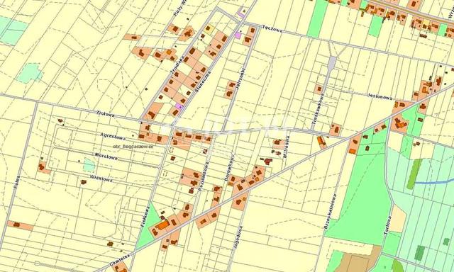 Działka na sprzedaż <span>Wrocławski, Kąty Wrocławskie, Bogdaszowice</span>