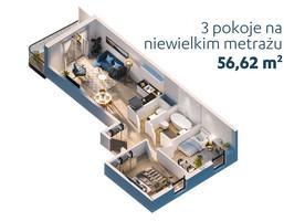 Morizon WP ogłoszenia | Mieszkanie na sprzedaż, Warszawa Bemowo, 57 m² | 5159