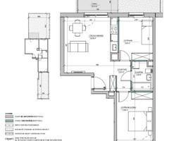 Morizon WP ogłoszenia | Mieszkanie na sprzedaż, Warszawa Białołęka, 52 m² | 5645