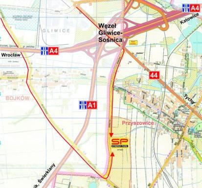 Działka na sprzedaż <span>Gliwice M., Gliwice, Sośnica</span>