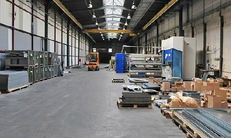 Fabryka, zakład na sprzedaż 21500 m² Katowice M. Katowice - zdjęcie 1