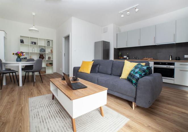 Morizon WP ogłoszenia | Mieszkanie w inwestycji TRIOKraków, Kraków, 50 m² | 7161