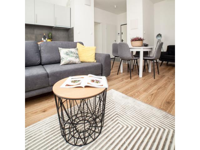 Morizon WP ogłoszenia | Mieszkanie w inwestycji TRIOKraków, Kraków, 44 m² | 8637