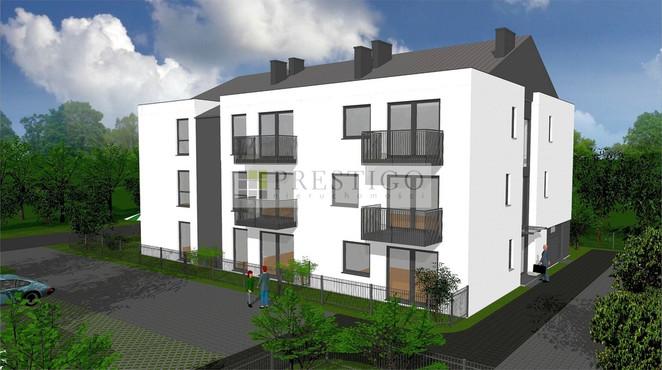 Morizon WP ogłoszenia | Mieszkanie na sprzedaż, Szczecin Stołczyn, 65 m² | 7322