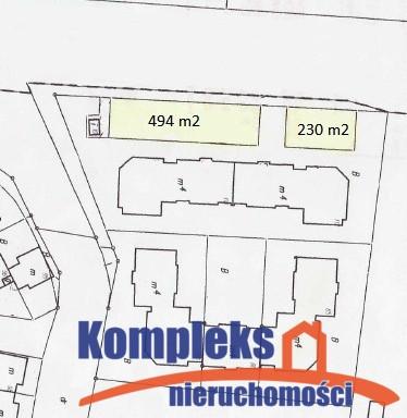Handlowo-usługowy na sprzedaż <span>Szczecin, Os. Majowe</span>