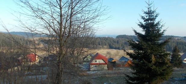 Działka na sprzedaż 1373 m² Nowotarski Gm. Lipnica Wielka Kiczory - zdjęcie 3
