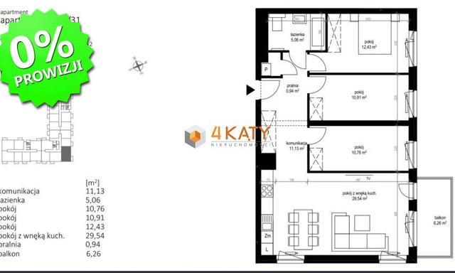 Mieszkanie na sprzedaż <span>Zielona Góra, Centrum</span>