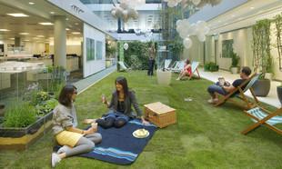 Udogodnienia dla pracowników biur: 10 najciekawszych pomysłów