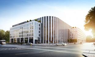 Sagittarius Business House – nowy biurowiec przy wrocławskim dworcu