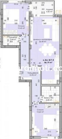 Morizon WP ogłoszenia   Mieszkanie na sprzedaż, 103 m²   5556